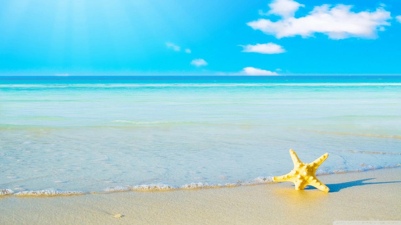 Separate beach